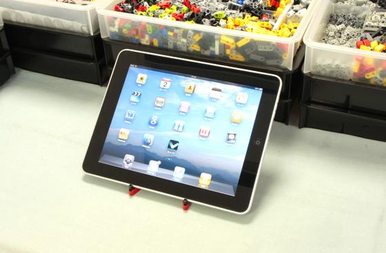 Lego Ipad Stand - www.hardwarezone.com.sg